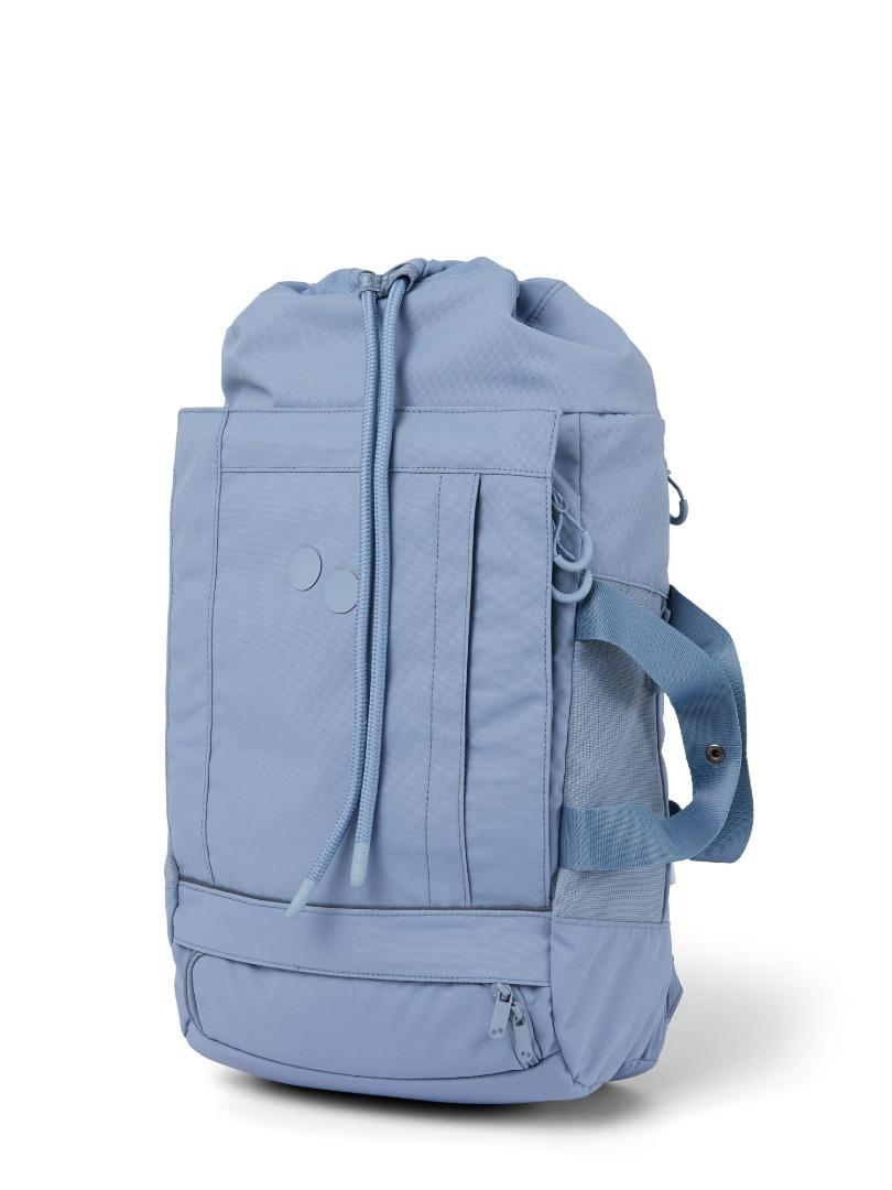 pinqponq Backpack BLOK medium Kneipp Blue