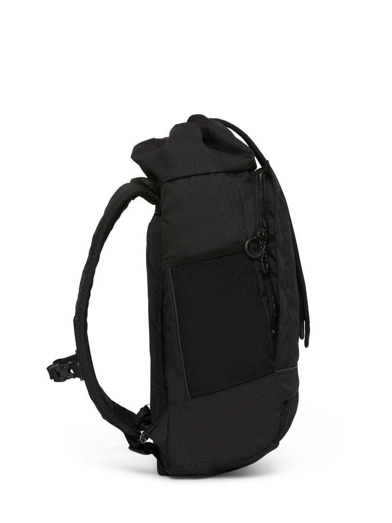 Backpack BLOK medium - Rooted Black