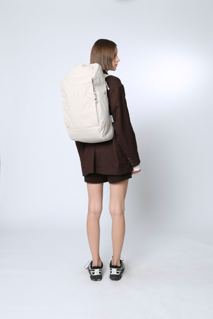 pinqponq Backpack KALM - Cliff Beige