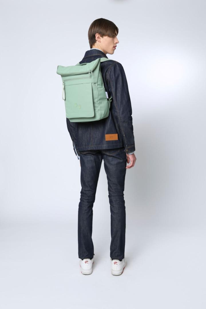 pinqponq Backpack KLAK - Bush Green