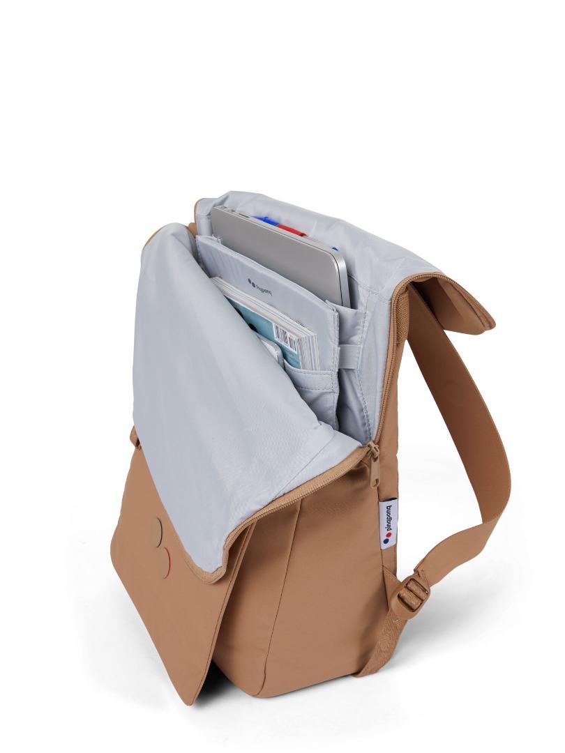 Backpack KLAK - RAW UMBER 6