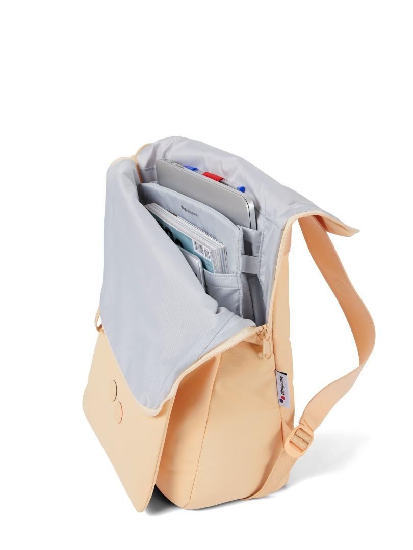 Backpack KLAK - SUNSAND APRICOT 4