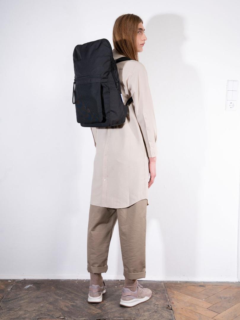 Backpack KLAK - Rooted Black 9