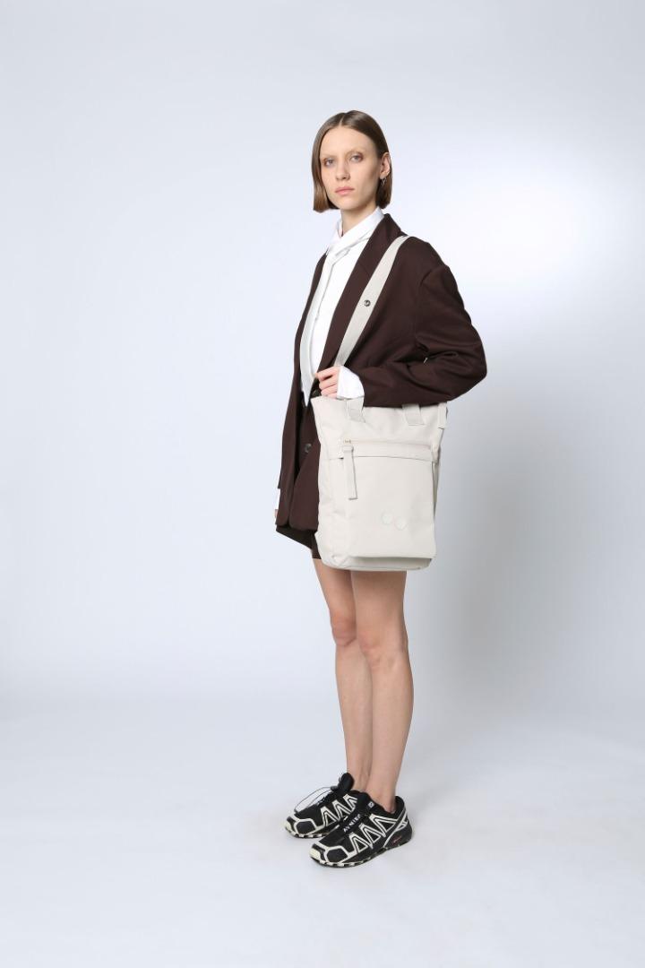 pinqponq Backpack TAK - CLIFF BEIGE