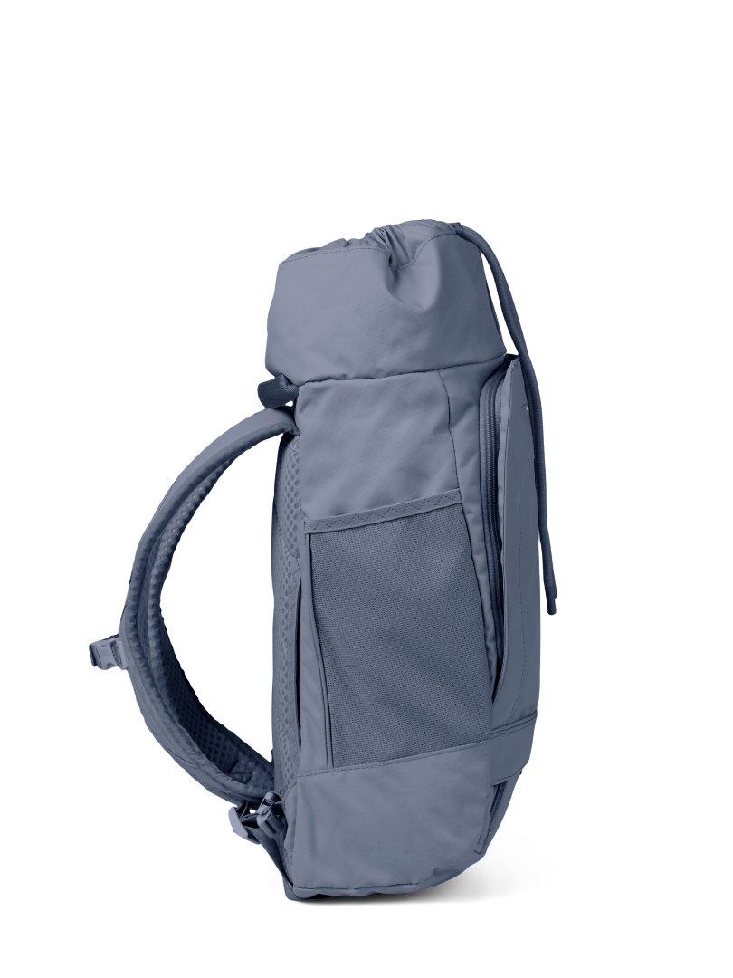 pinqponq Backpack BLOK medium Haze Purple