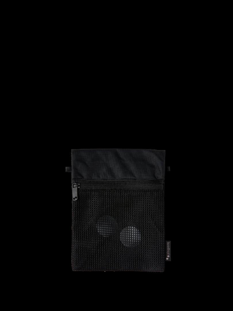 pinqponq FLAK medium - Pure Black