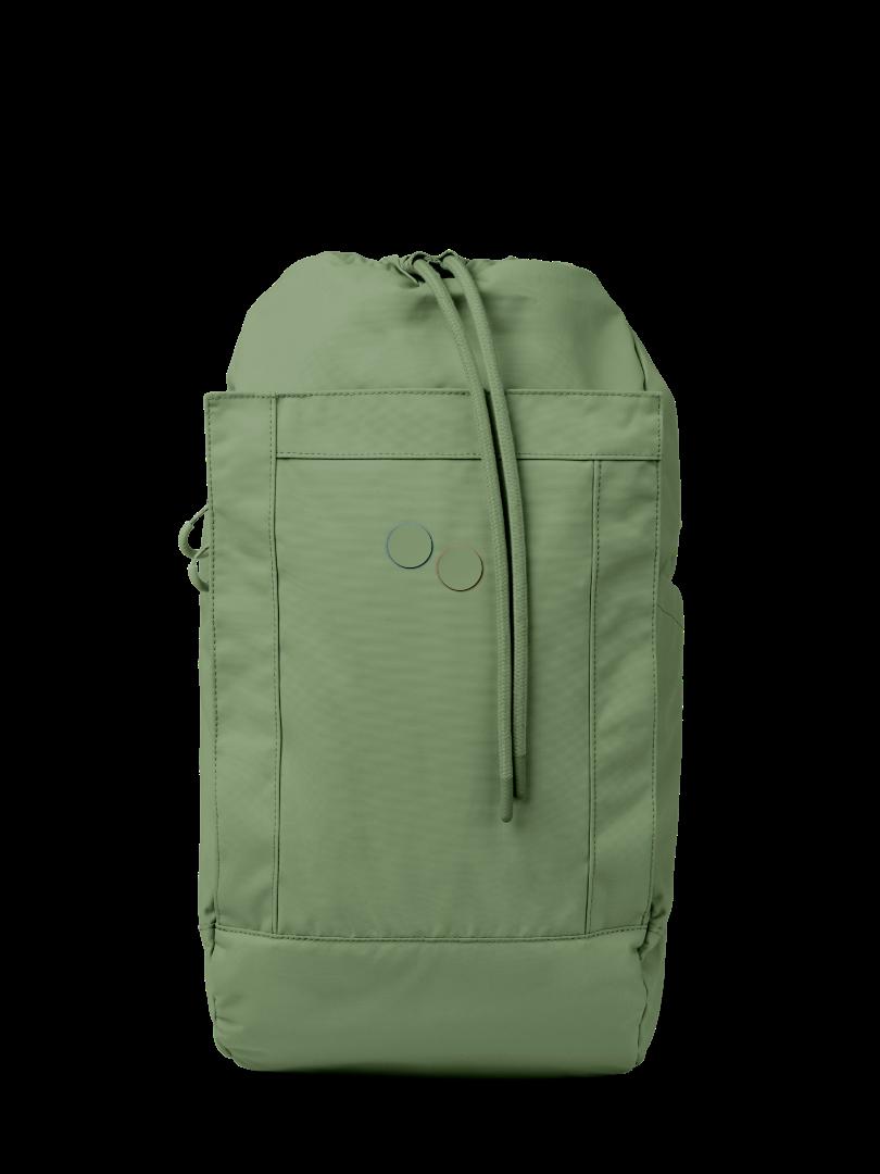 pinqponq Backpack KALM - Sage green