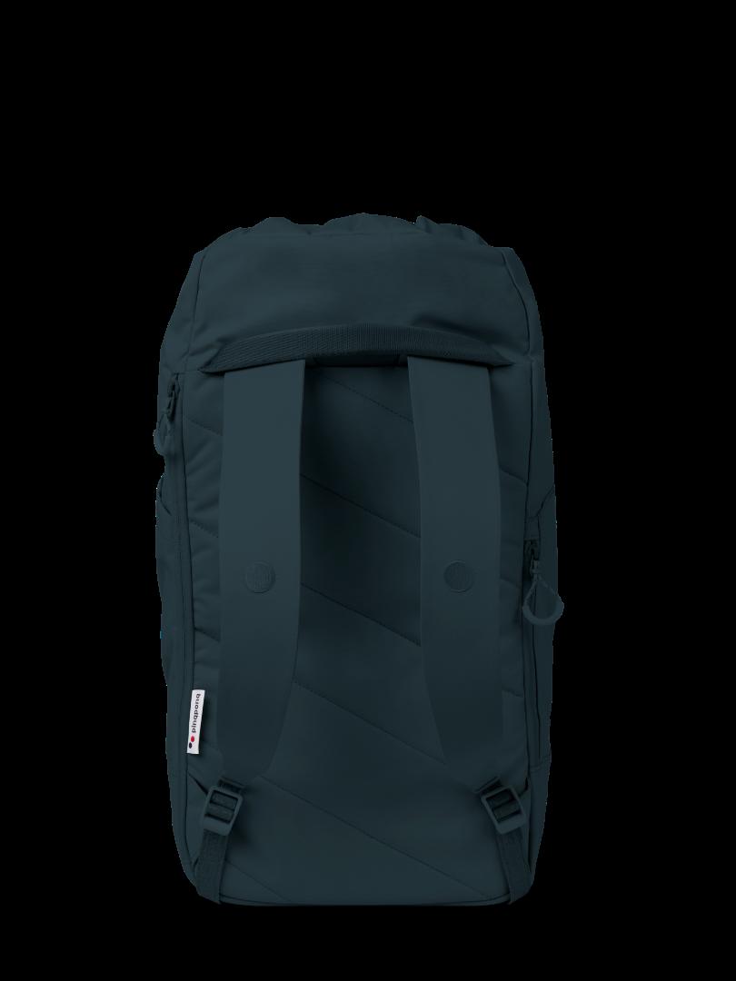 pinqponq Backpack KALM - Slate blue