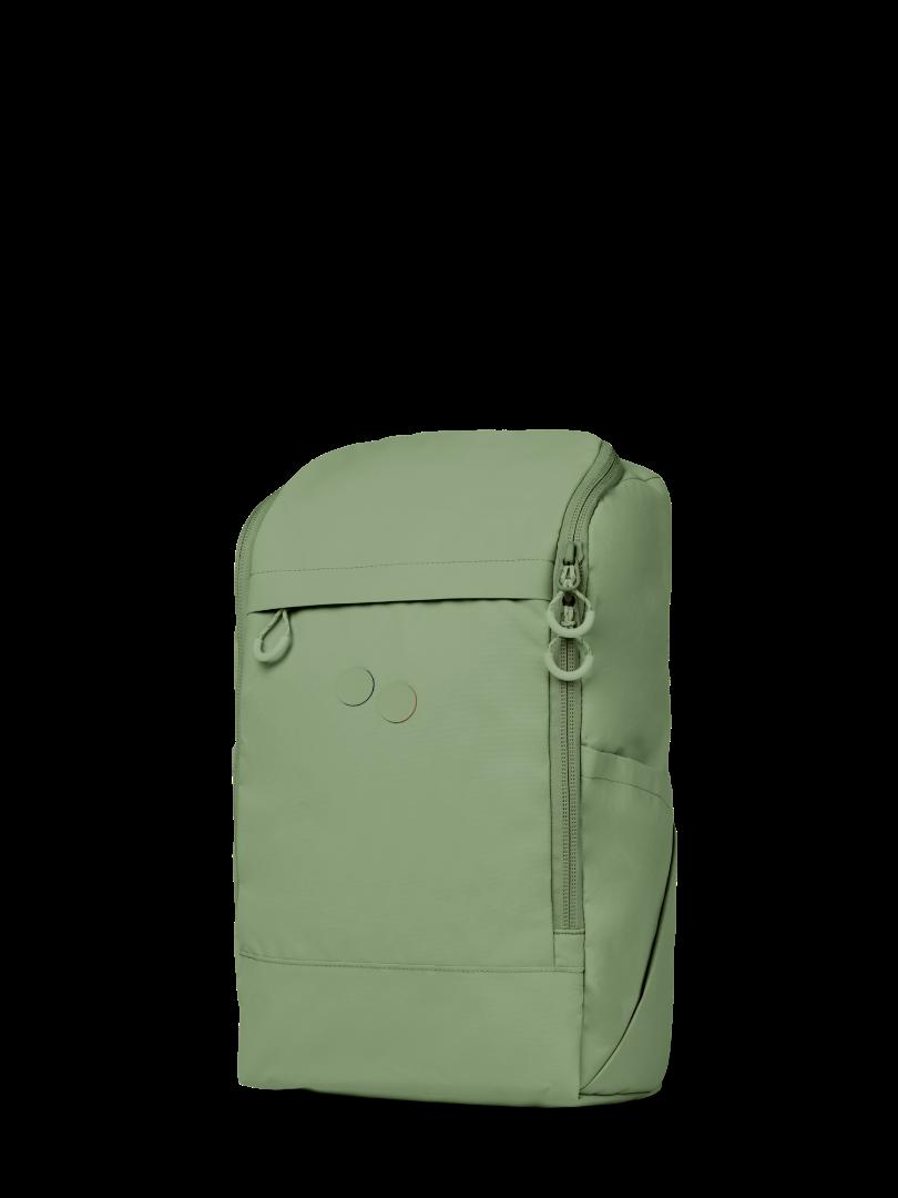 pinqponq Backpack PURIK- Sage green 3