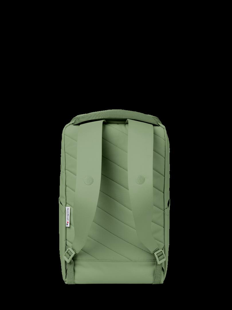 pinqponq Backpack PURIK- Sage green 5