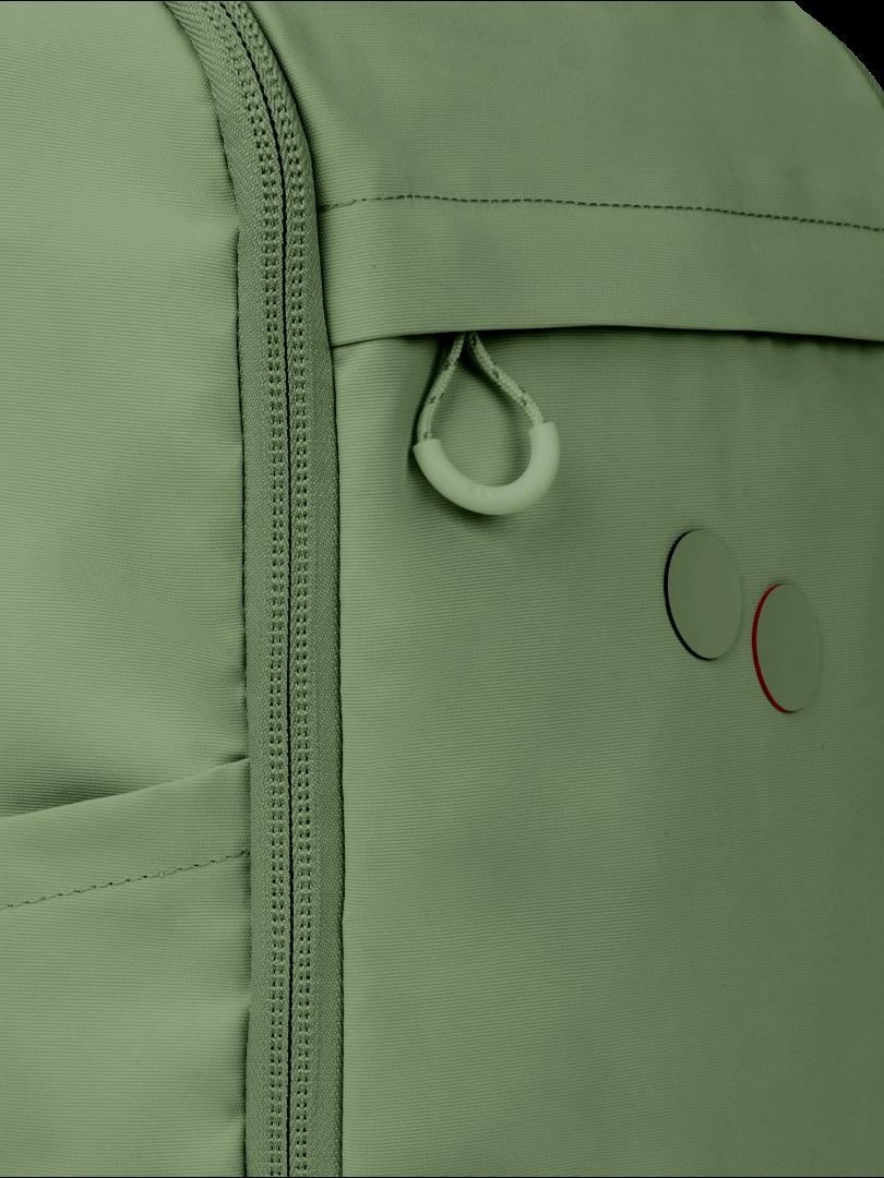 pinqponq Backpack PURIK- Sage green 7