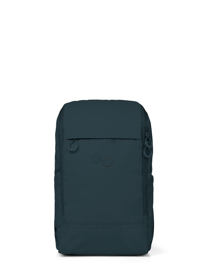pinqponq Backpack PURIK- Slate blue 2