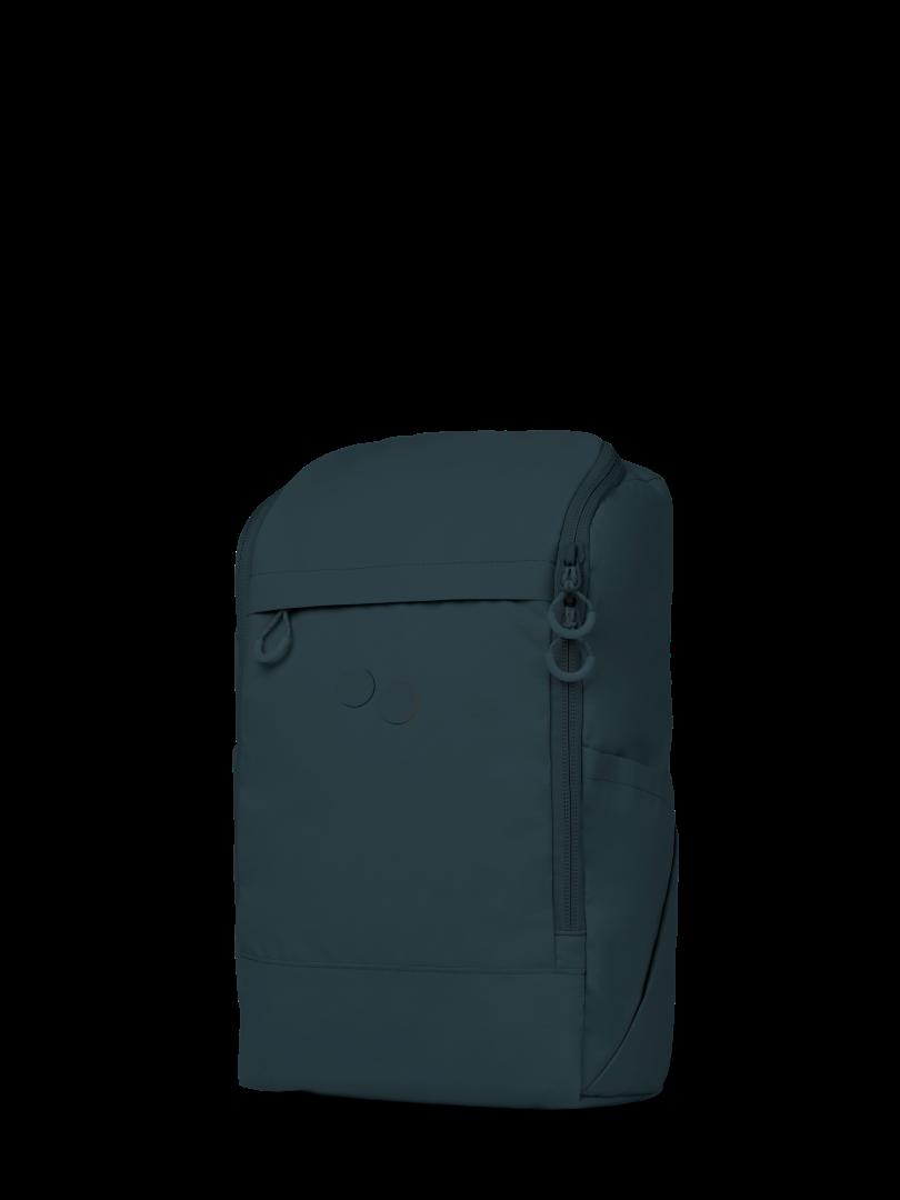pinqponq Backpack PURIK- Slate blue