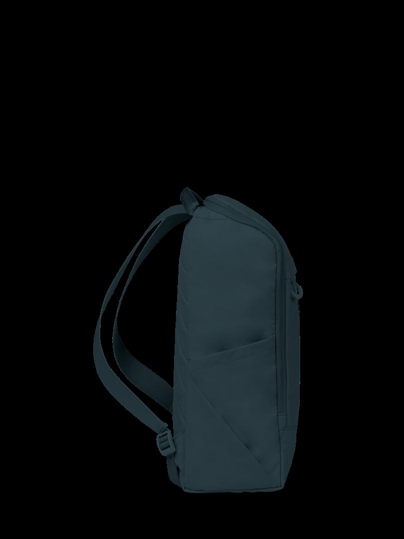 pinqponq Backpack PURIK- Slate blue 4