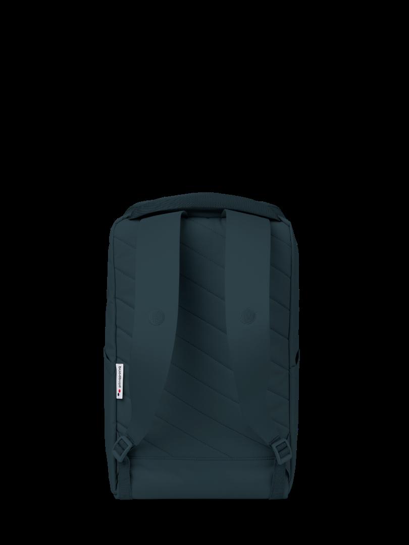 pinqponq Backpack PURIK- Slate blue 5