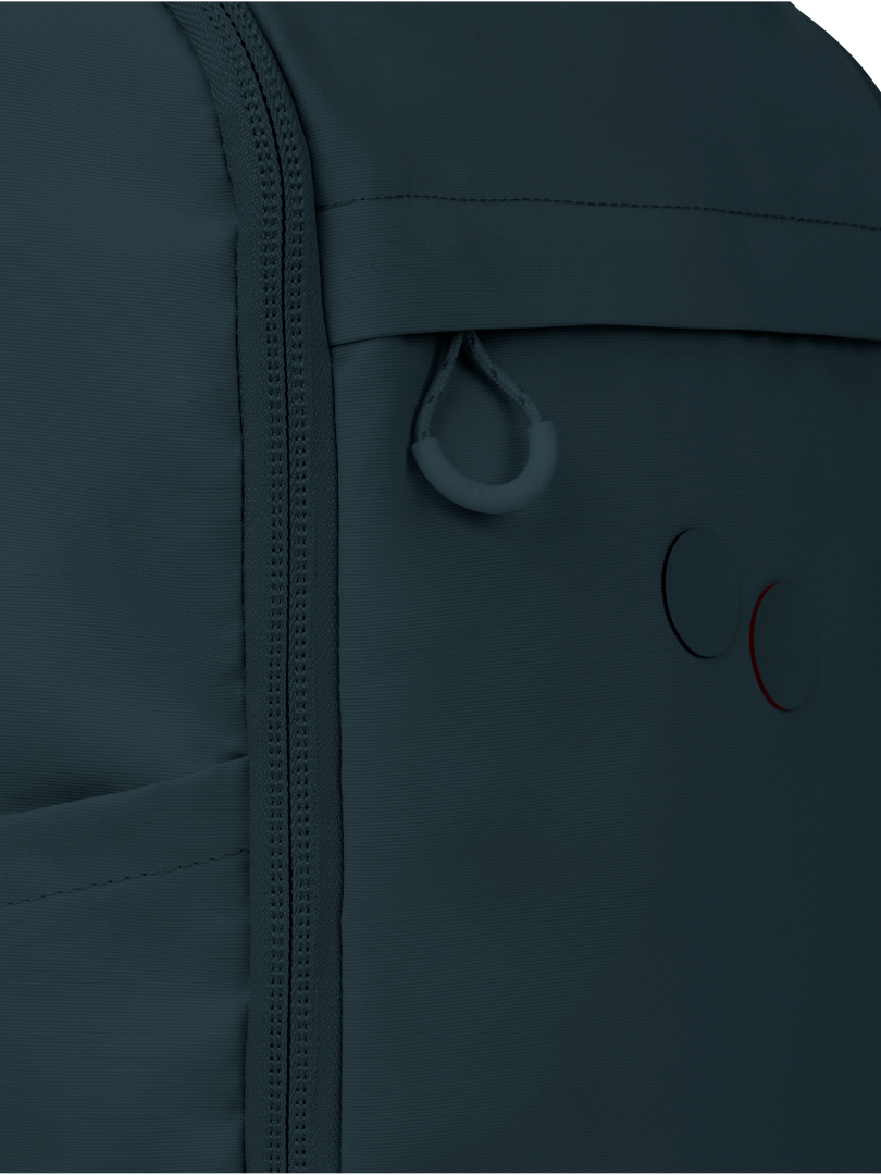 pinqponq Backpack PURIK- Slate blue 7