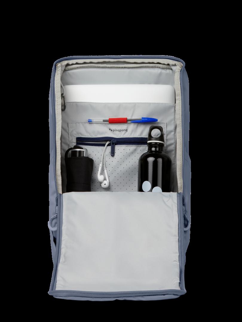 pinqponq Backpack PURIK- Haze purple 6