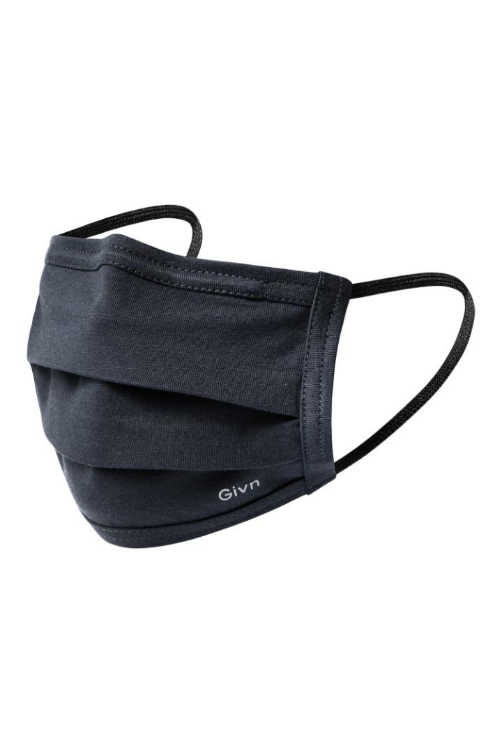 Mund-Nasen-Maske - Black 2