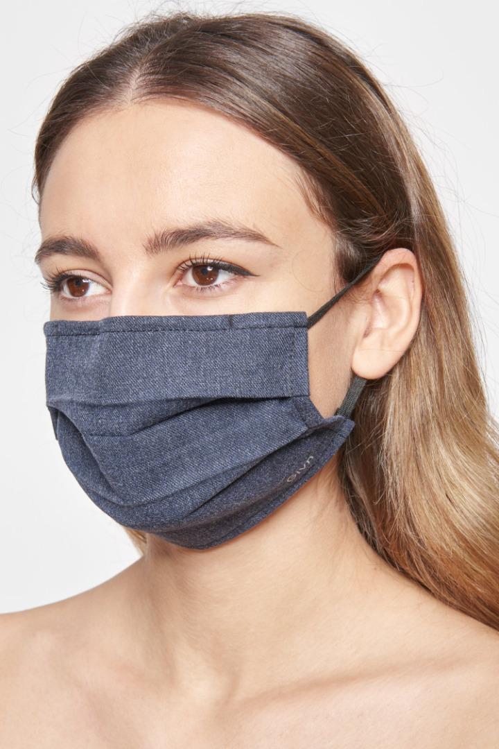 Mund-Nasen-Maske - Blue