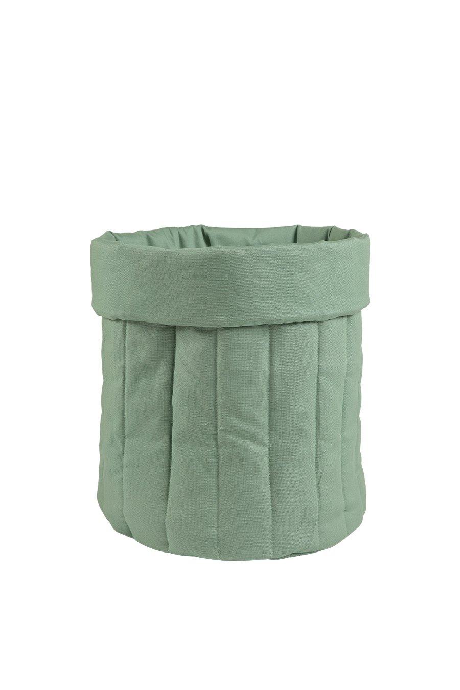 wigiwama PLAIN OLIVE GREEN TOY BAG