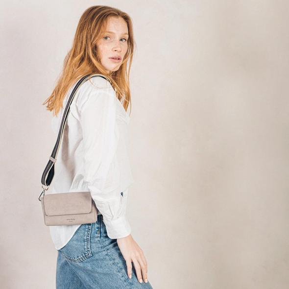 ann kurz PACK Shoulder Bag warm
