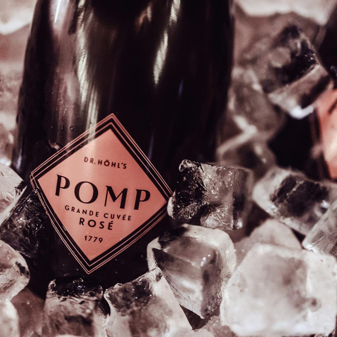POMP - Grande Cuvée Rosé 2