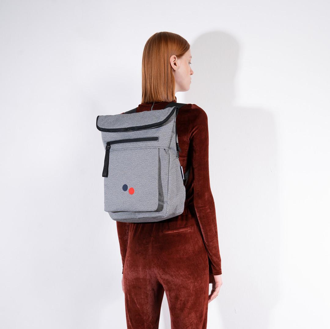 pinqponq Backpack KLAK - VIVID MONOCHROME