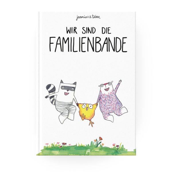 Kinderbuch - Wir sind die Familienbande