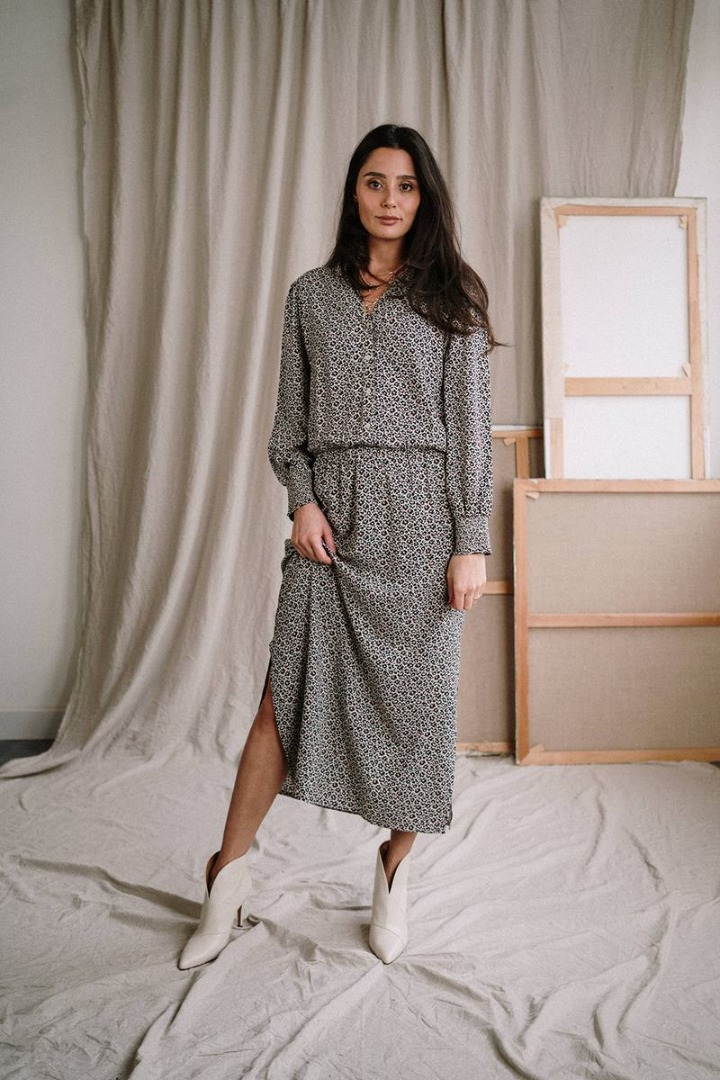 J Label - Alpana Dress Wild