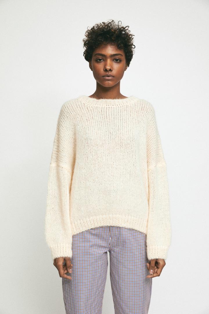 RITA ROW Neem Pullover Soft Pink