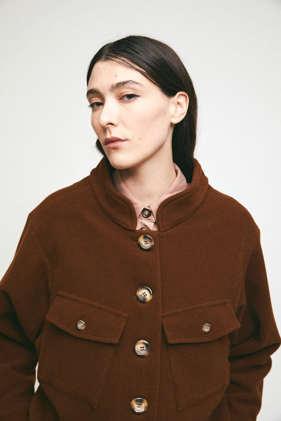 RITA ROW - Serval Coat -