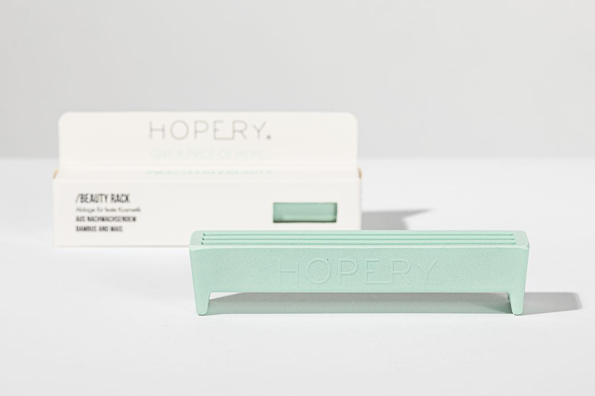 Hopery - Beauty Rack / MINT