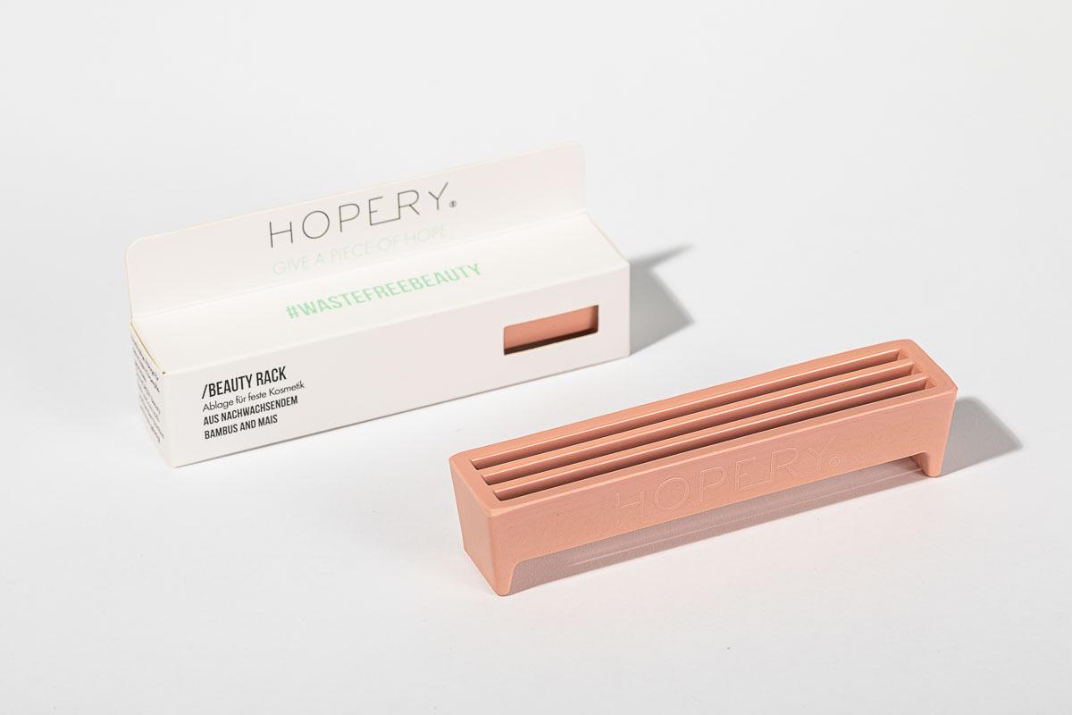 Hopery - Beauty Rack / PEACH
