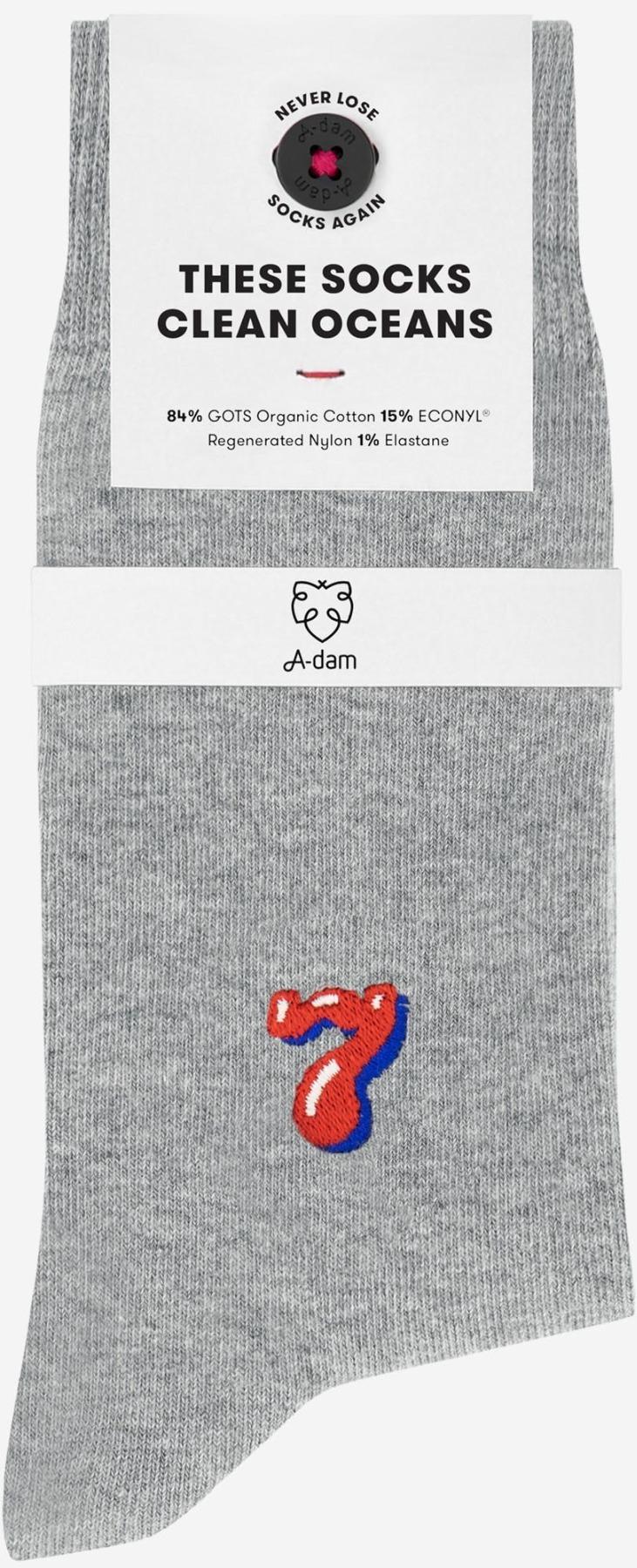 A-dam - Socken SEF - Grey
