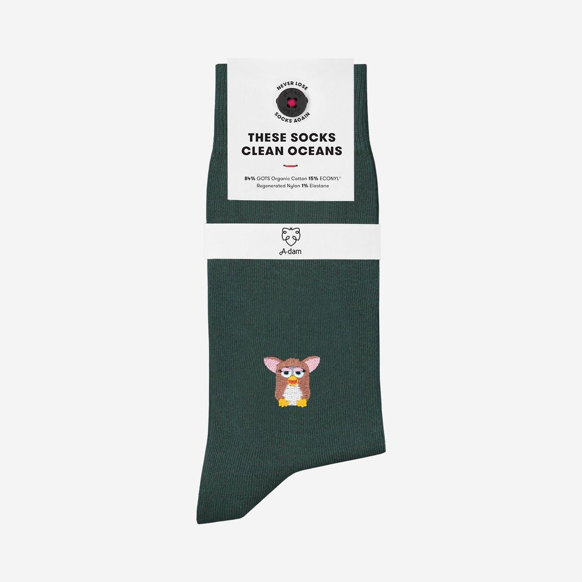 A-dam - Socken MAX - Green