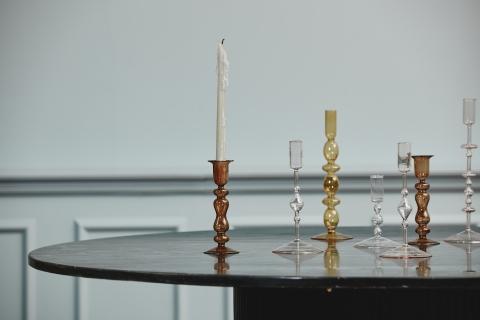 NORDAL - CHIROS candleholder M light