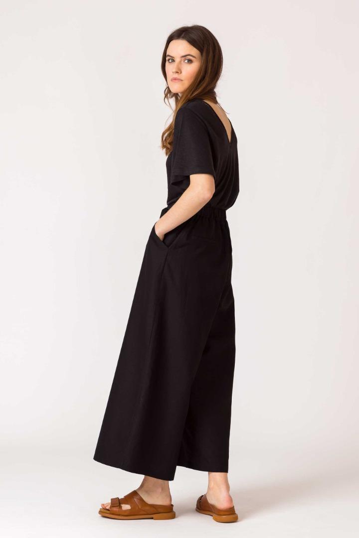 SKFK - DONA Trousers black 2