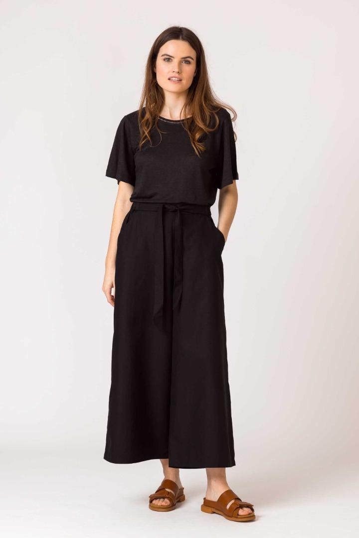 SKFK - DONA Trousers black 3