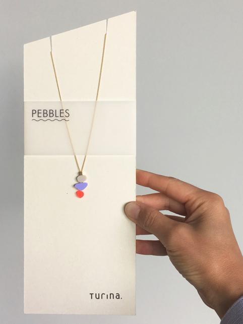 TURINA Kette Pebbles PEB-11 COMING SOON