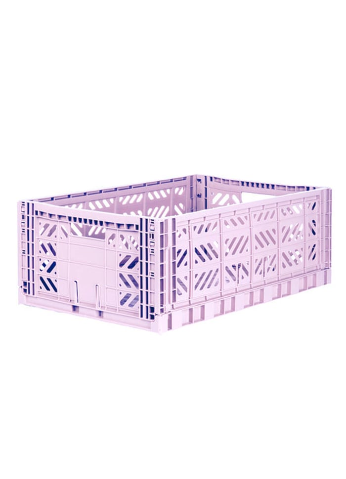 AyKasa Maxi Storage Box -orchid