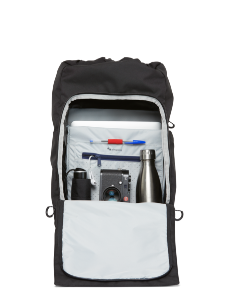 pinqponq Backpack KALM - Rooted Black