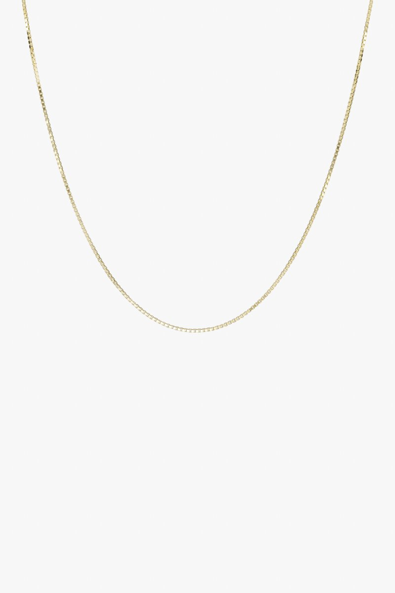 wildthings collectables Box choker gold 36cm