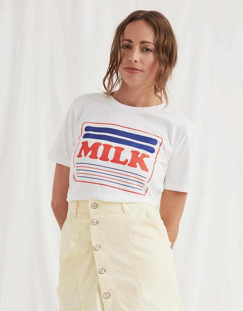 MILK WOMOM T-SHIRT