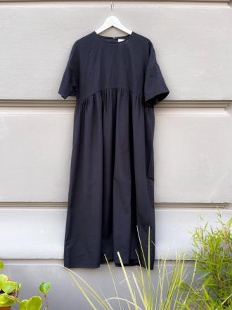 RITA ROW Ginebra Dress Black Ethically
