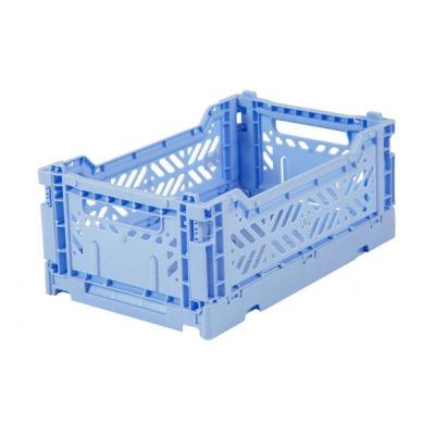 AyKasa Mini Storage Box Baby Blue