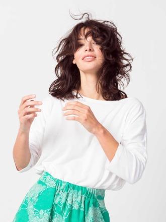MARIAPAULE T-SHIRT by SKFK Ethical Fashion