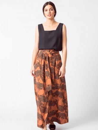 UBA SKIRT by SKFK Ethical Fashion