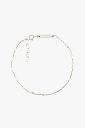 wildthings collectables Small drops bracelet silver