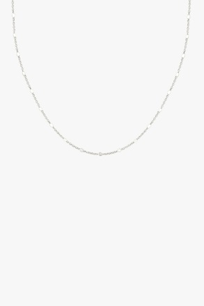 wildthings collectables Small drops chain silver