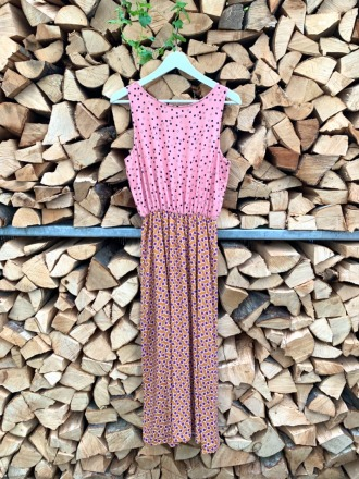 SUN DRESS V207/06 aus 100 Viskose